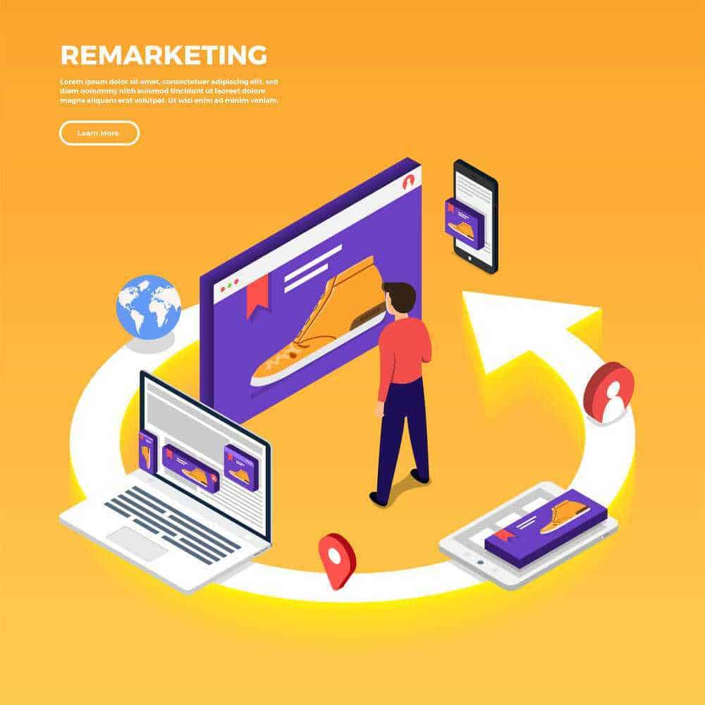 tipos de remarketing