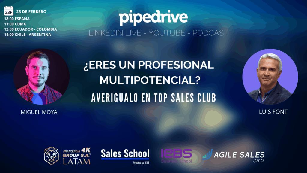 ¿Eres un profesional multipotencial?